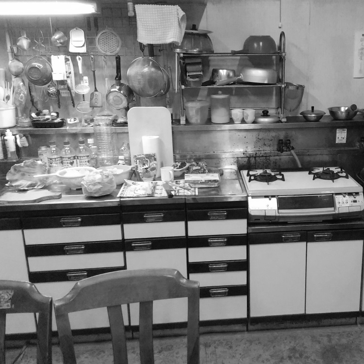 キッチン ビフォー
