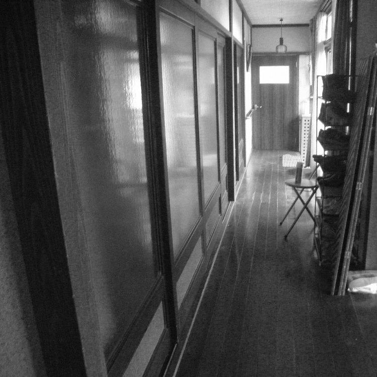 廊下 ビフォー
