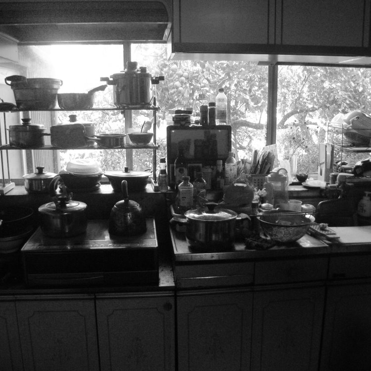 台所 キッチン ビフォー