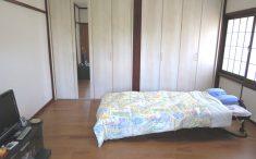 寝室 洋間