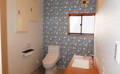 洋式トイレ 1坪